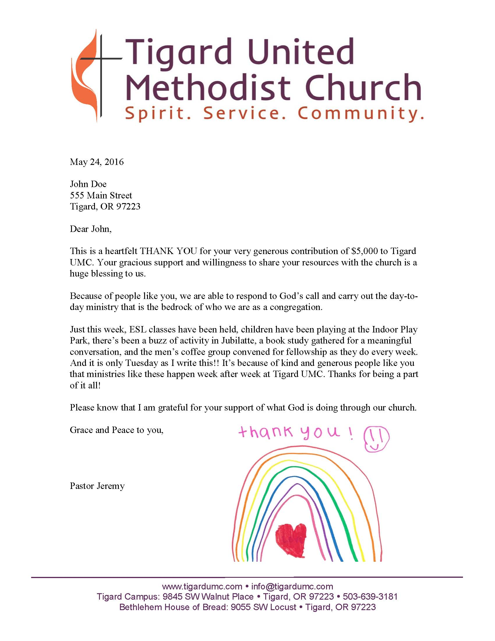 oregon idaho inspiring generosity click here to the full letter