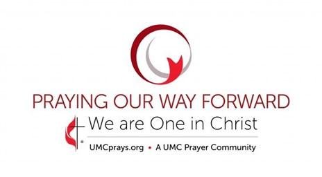 Pray Forward Logo