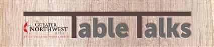 Table Talks GNW Area logo