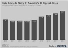 Hate Crime Graphic