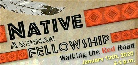 Native American Fellowship Banner